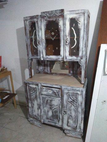 Vitrene antiga restaurada