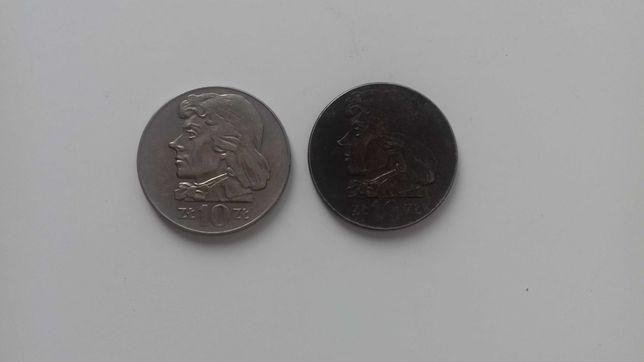 Monety 10zł Kościuszko