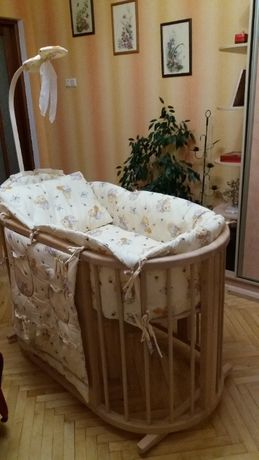Дитяче ліжко