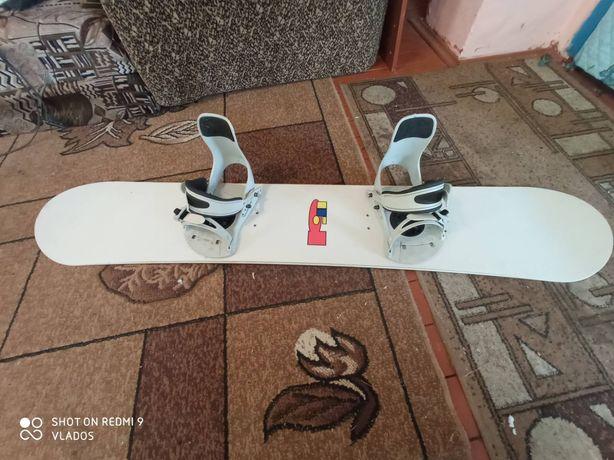 Сноуборд классический 152см