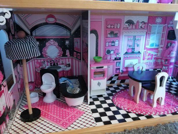 Dom dla lalki barbi