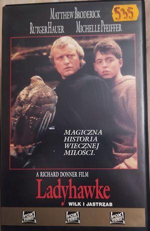 WILL I JASTRZĄB !!! Rutger Hauer !!! Kaseta VHS video !!!