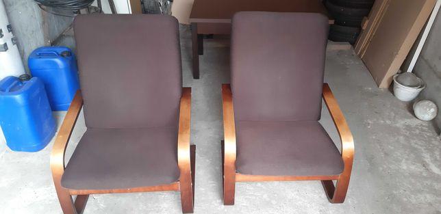 Fotele i ława tanio