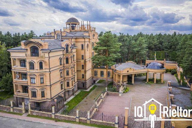 Козин, продажа резиденции в коттеджном городке, сосновый лес