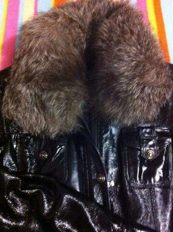 Пальто/куртка натуральная кожа
