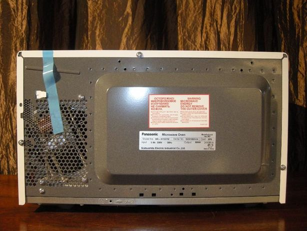 Panasonic NN-ST337W печь микроволновая НОВАЯ!