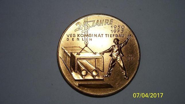 Medal - Berlin, średnica 4,5cm