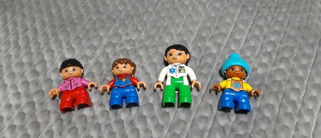 Figurki ludziki Lego Duplo