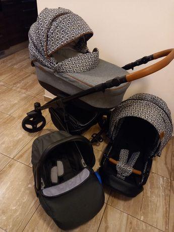 Sprzedam wózek dzieciecy 3 w 1 BEXA  ULTRA