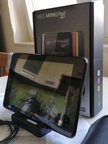Asus MemoPad HD7 kolor black+case na sprzęt. Polecam!!