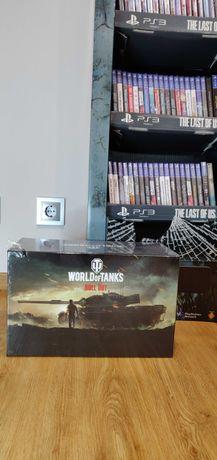 World of Tanks - Collector's Edition - novo e selado PS4/Xbox One/PC