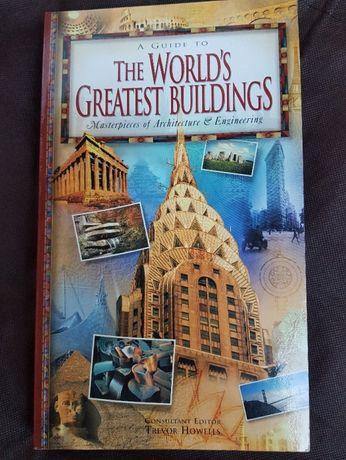 Книга World's Greatest buildings masterpieces of arhitekture/ engineer