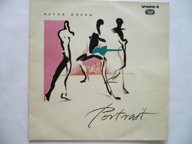 """Peter Green """"Portrait"""", Tonpress 1982 rok, płyta winylowa"""