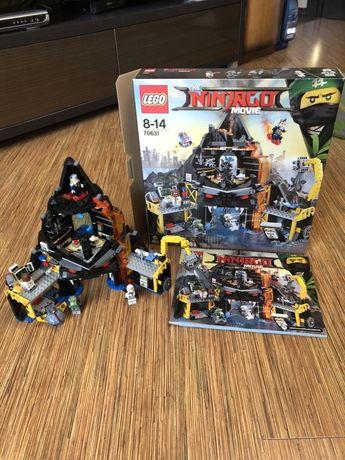 Лего ниндзяго , LEGO Ninjago ,70631 Вулканическое логово гармадона