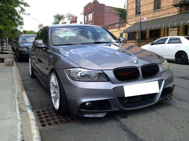 BMW 3-Series E90 E91 LCI 08-12 Splitery Flapsy
