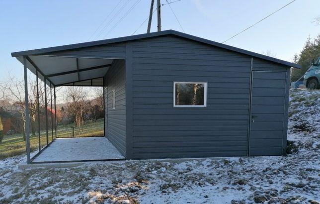 Schowek domek, blaszak, altana , garaż , wiata - wzory, kolory MONTAŻ