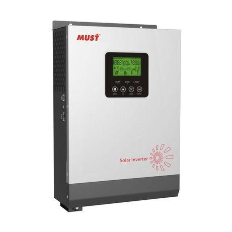 ИБП Инвертор солнечный MUST 3 кВт 24 Вольт ШИМ PV18-3024 VPK