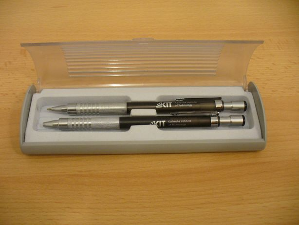 Długopis + ołówek automatyczny komplet zestaw do pisania
