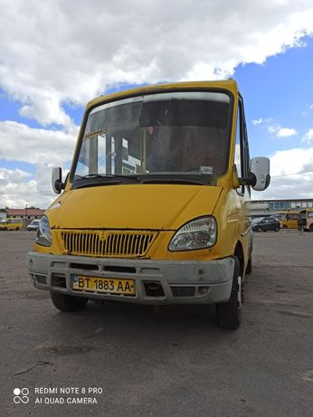Автобус Баз 2215 Дельфин