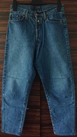 Replay jeansy, głęboki kolor, regular 30, rozm. 44 (16 UK)