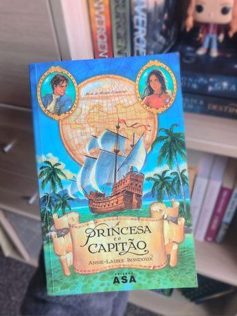 Livro - A Princesa e o Capitão