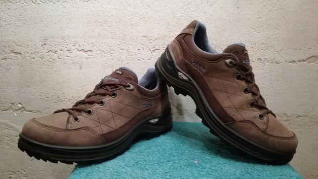 Buty trekkingowe damskie LOWA RENEGADE III GTX LO r.40 skóra idealne