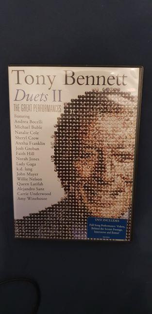Tonny Bennett Duets II dvd