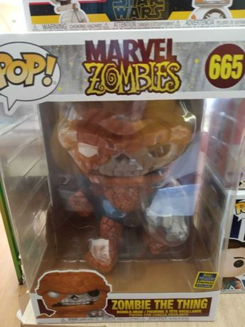 POP funko - POP Marvel Zombies The Thing Exclusive 25cm