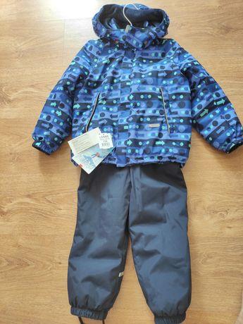 Зимний комплект(куртка и полукомбинезон) Ленне Lenne, 104 р.