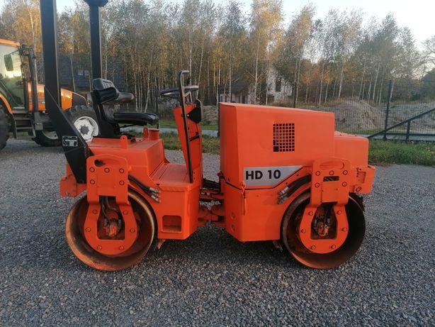 Walec Hamm HD 10 sprowadzony
