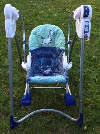 Bujaczek huśtawka  krzesełko fisher price