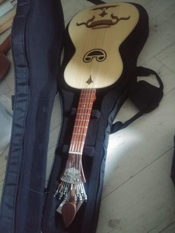 Viola braguesa mandolina gitara lutnia akustyczna klasyczna