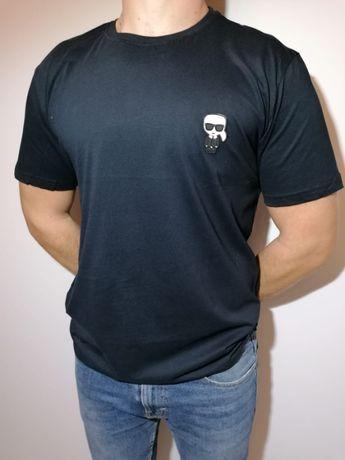 Super koszulka t - shirt KARL LAGERFELD