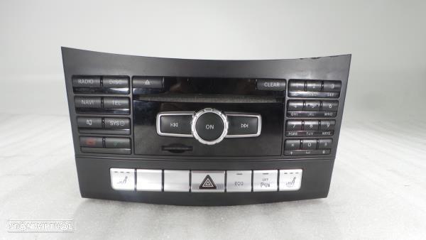 Auto-Rádio (Gps) Mercedes-Benz E-Class (W212)