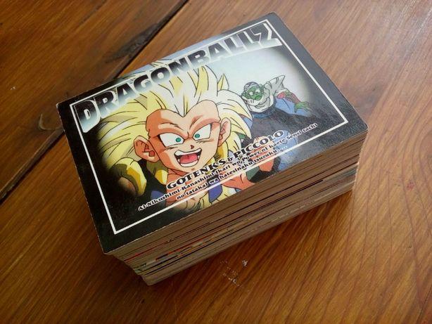 78 Cartões - Dragon Ball Z - Memorial Photos