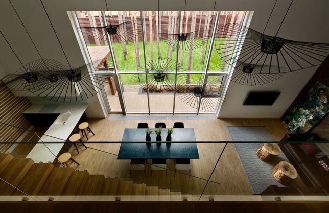 Шикарный стильный дом в Лесной Буче, 200 метров, гараж, свободен