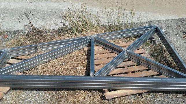 Coberturas metalicas