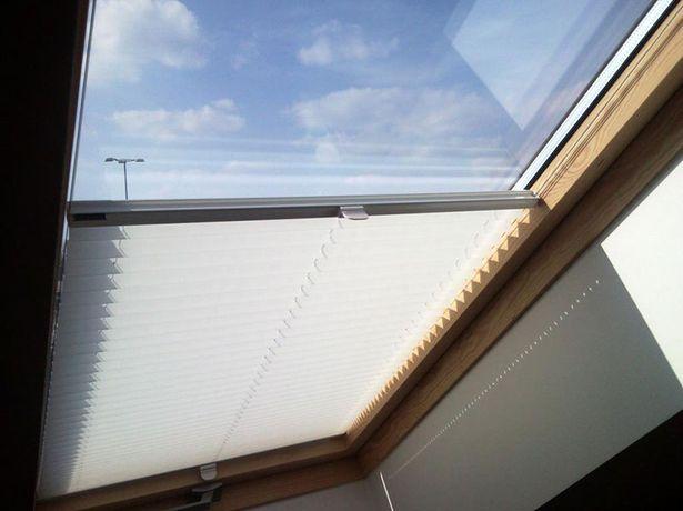 Plisy do okien dachowych, Rolety Żaluzje Moskitiery