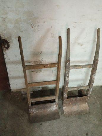 wózek wózki do wożenia mąki