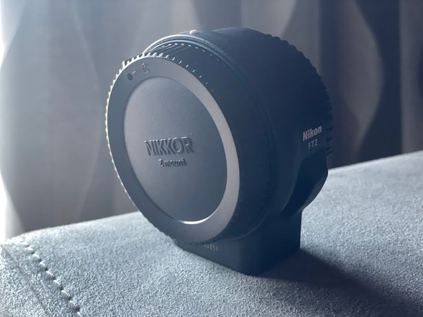 FTZ Adaptor Nikon