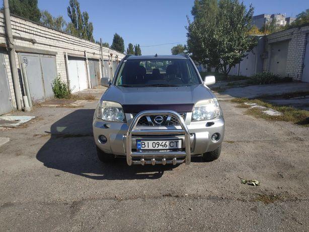 X -TRAIL продам авто