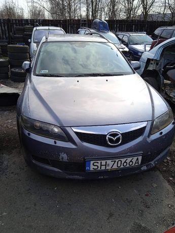 Mazda 6 LIFT 1.8 benzyna na części kolor 29Y