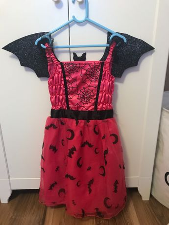Sukienka przebranie , sukienka czarownica , dziewczęca 110