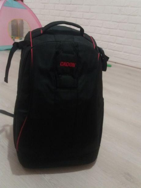 Вместительный рюкзак фоторюкзак Caden