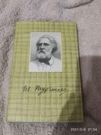 10 томов Тургенева 1961 г собран сочинений