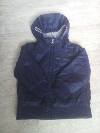 Ветровка на флисе, куртка, курточка
