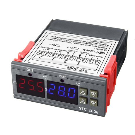 Терморегулятор stc-3008