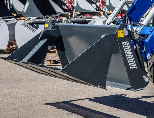 Sonarol Łyżka Szufla 4w1 Miniładowarka Giant Schaffer Avant Multione