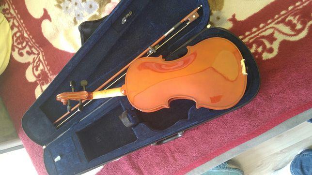 Sprzedam nowe skrzypce