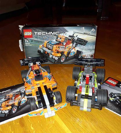Lego Technic 42104 и 42072